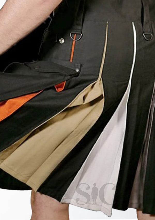 Bear Elite Utility Style Hybrid Kilt Design 46