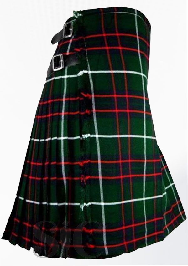 Macintyre Hunting Tartan Kilt Design 44