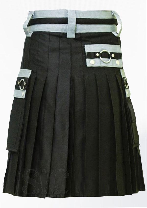 Stylish Utility Kilt Scotland Clothing Design 49