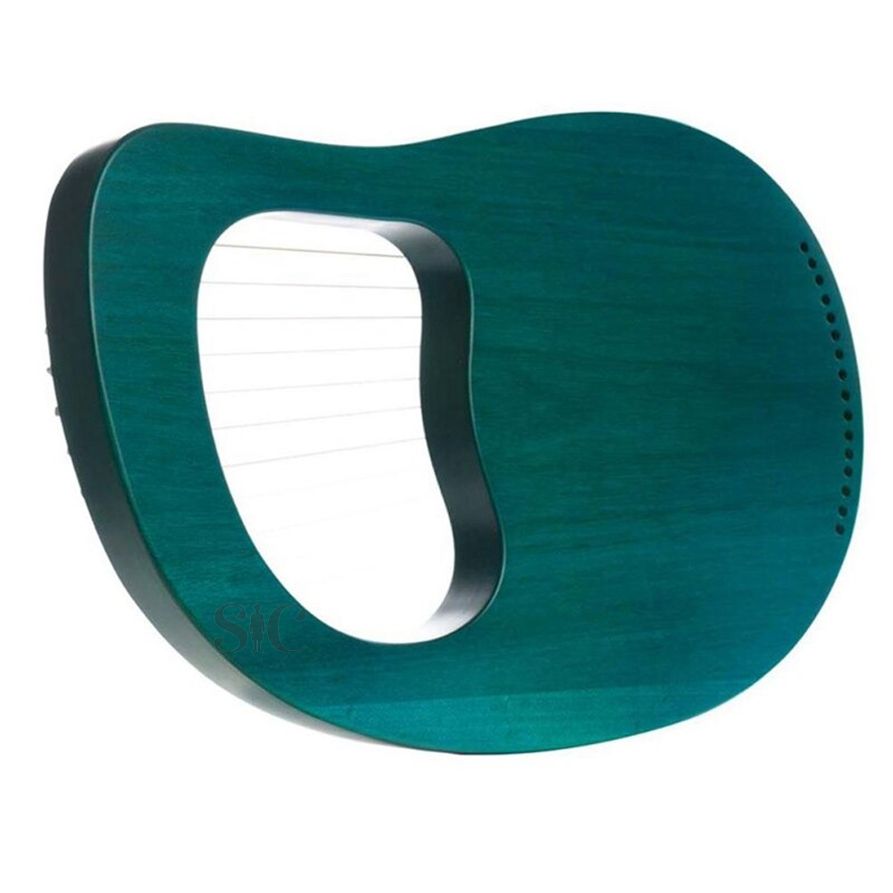 Harp Lyre,Mahogany 16 String Design 84