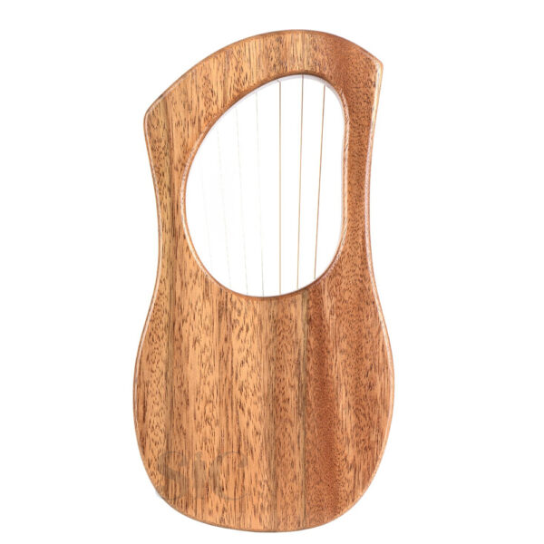 Ammoon 7 String Lyre Harp Ancient Style Lyres Design 69