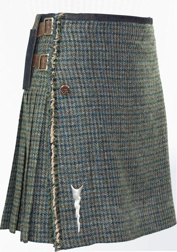 Harris Tweed Back Design 1