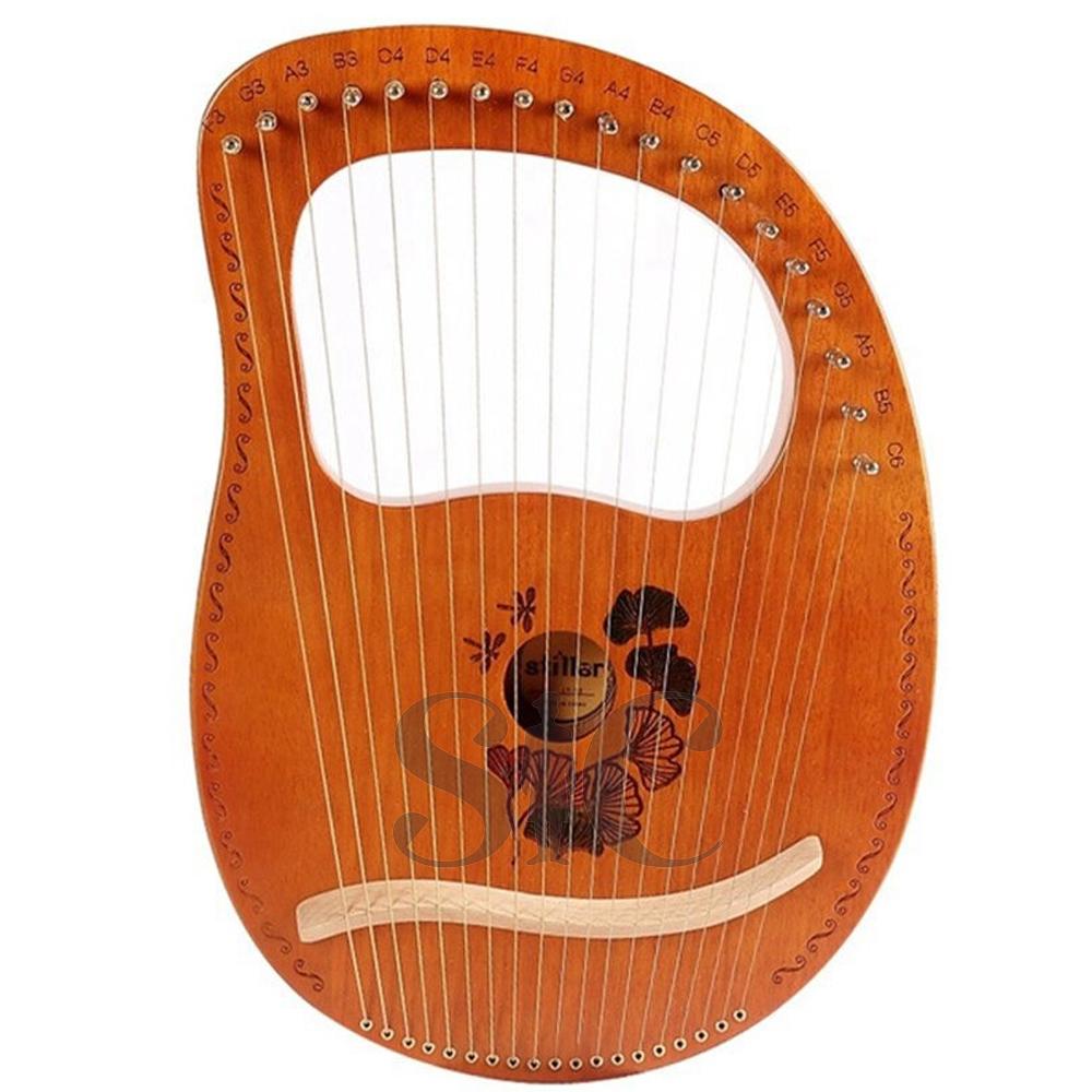 Modern Design Lyre Harp Design 32