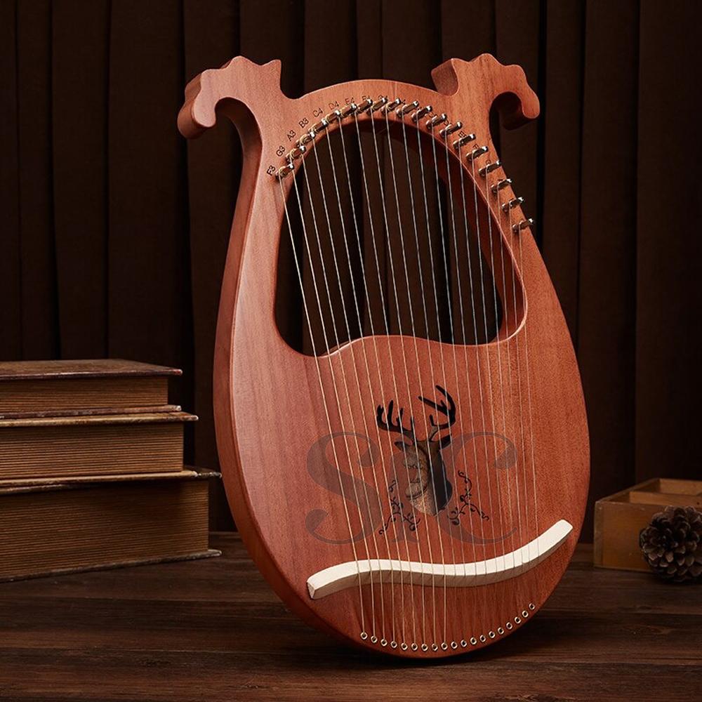 Modern Design Lyre Harp Design 33